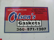 Call Olsons Gaskets: 360-871-1207
