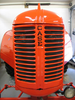 1947 Case VAO Orchard Tractor