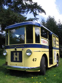 1931 Twin Coach Bakery Van
