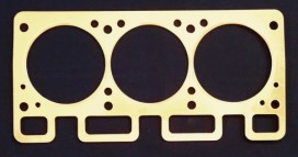 Marmom 6 cyl 1920-27 Model 34B, 34C, 74, 74, Copper Head Gasket, Victor V225, McCord 5007, Fitz 130DC, Marmon B-202