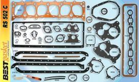 Chevrolet, Chevy 6 cylinder 216ci Gasket Set, FS1050, V1010, V975, GM# 3835465, McCord 5960, Fitz 0150