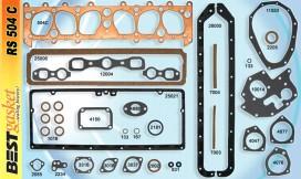 Chevrolet, Chevy 1935-36 Master, FS925, GM# 837873, Felpro 7225C, McCord 5870, Fitz 1464