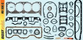 Chevrolet 348 cubic inch Gasket Set