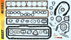 Buick 8 cylinder gasket set Victor V1008, V1013, V1031, V1053, V1054