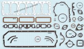 Victor 1015, Ford 1GA-6051D, 1GA-6008, Felpr 7278S, FS7278S