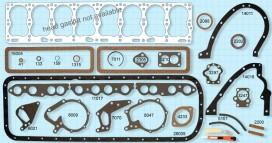 Victor 1018, GM # 416416, Felpro 7280C