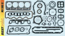 Victor FS1145, Best RS580, FelPro FS7790PT2