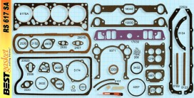 Victor FS1144, Best RS617SA, FelPro FS8518PT2