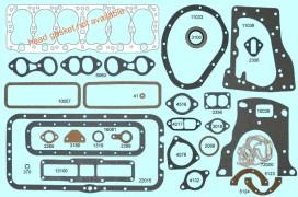 Victor 971, Hudson 166201, Felpro 7279S
