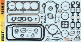 Victor FS1128, Best RS596, Fel Pro FS7697SH