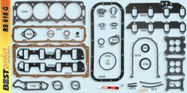 Victor FS1164/3851/3821, Best RS618, Fel Pro FS7895PT1,3
