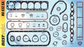 Victor FS1077/3264, Best RS632SA, Felpro FS7994PT3