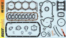 Victor FS1174, Best RS633, Felpro FS7984PT