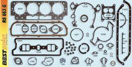 Victor FS3361, Best RS663G, FelPro FS7893PT3