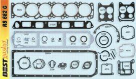 Victor FS3863, Best RS682, FelPro FS8006PT4/8501PT3/8196PT2