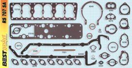 Victor FS995, Best RS707SA, Fel Pro FS7250B