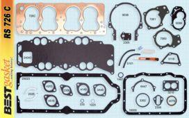 Victor FS1039, Best 726, FelPro FS7694
