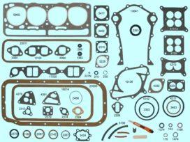 Victor FS1118, Best RS737, Fel Pro FS7667SH
